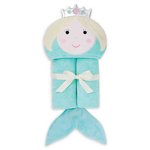 Elegant Baby - Mermaid Bath Towel