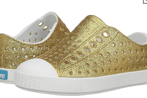Native Gold Bling Jefferson Shoes