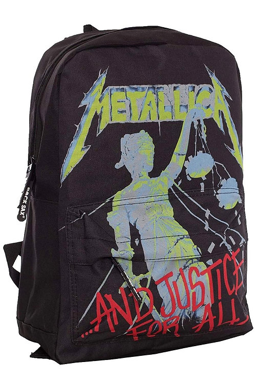 Metallica Backpack - Justice for All