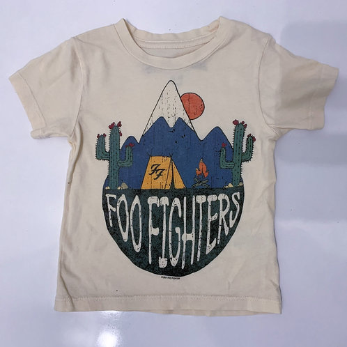Rowdy Sprout - Foo Fighters Desert Tee