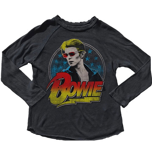 Rowdy Sprout - Bowie Vintage LS Tee