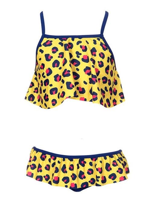 Appaman - Yellow Cheetah 2 Piece