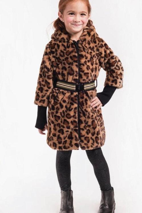 Imoga -  Leopard Coat