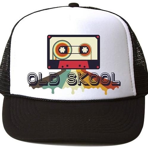 Bubu Hat - Trucker Hat Old Skool