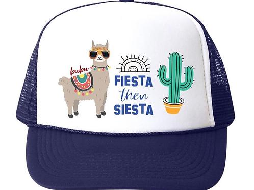 Bubu - Trucker Hat Fiesta Siesta