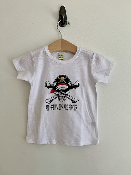 All Grown Ups Are Pirates T-Shirt
