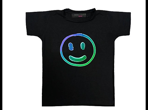 Jagged Culture - Smiley Tee
