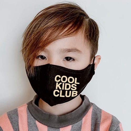 Cool Kids Club Kids Mask