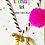 Thumbnail: Trendy Tot - Cheetah Painted Necklace