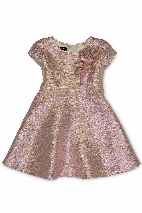 Biscotti - Iridescent Pink Dress
