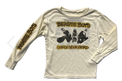 Rowdy Sprout - Beastie Boys Double Sided L/S Tee
