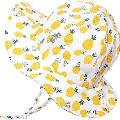 Jan And July - Pineapple Sun Hat