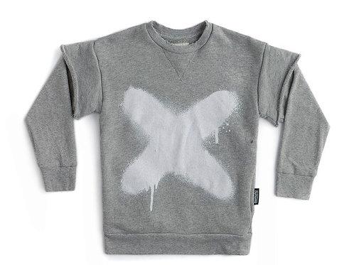 NuNuNu - Sprayed X Pullover