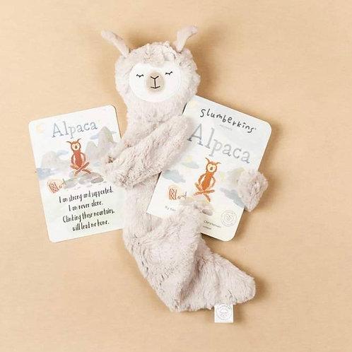 Slumberkins - Alpaca Snuggler Set