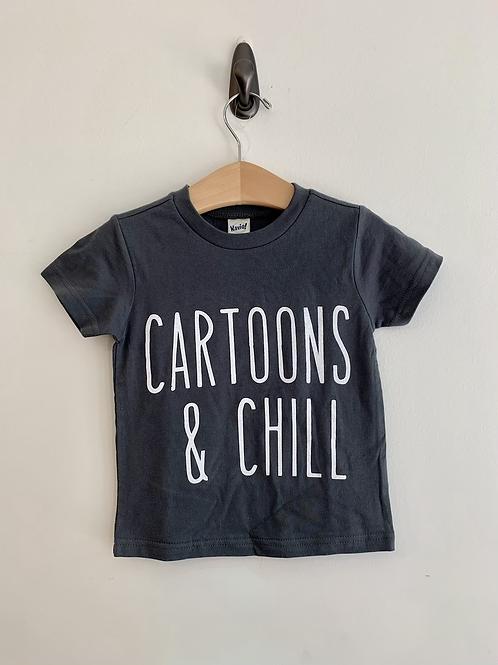 Cartoons & Chill T-Shirt