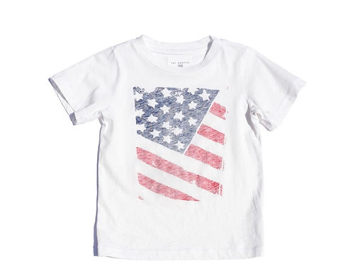 Sol Angeles - Stars and Stripes Crew Tee