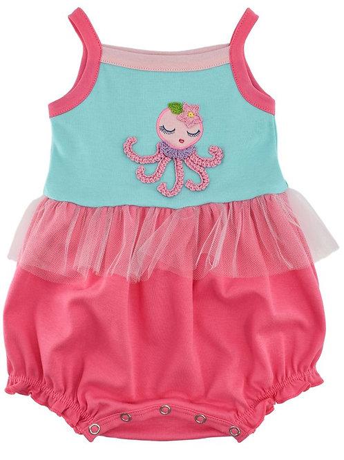Lemon Loves Layette - Octopus Onesie