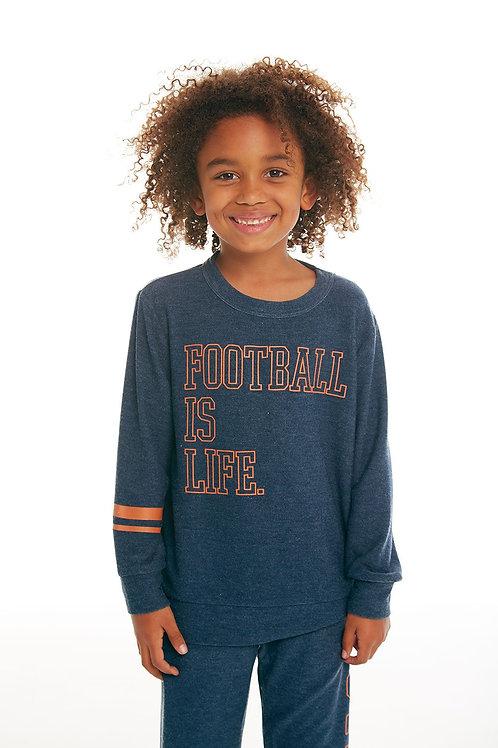 Chaser - Football is life sweatshirt