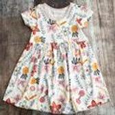 Bestaroo - Dusty Floral Dress