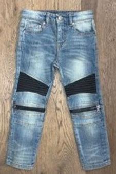 It's In My Jeans - Light Wash Ricardo Rocker Jeans