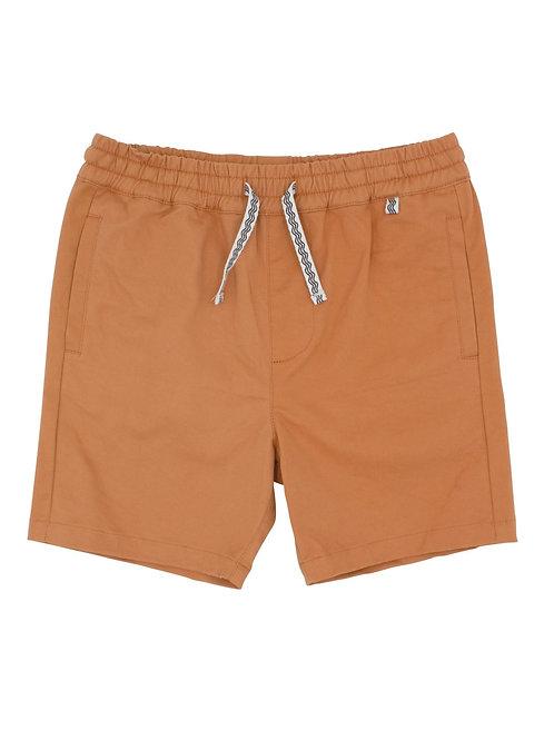Feather 4 Arrow - Caramel Line Up Shorts