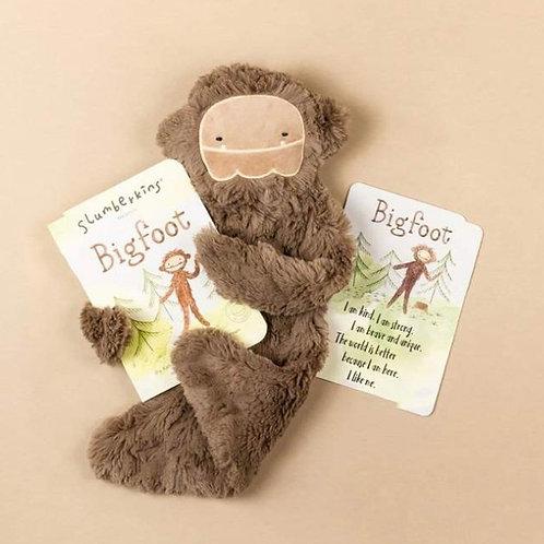 Slumberkins - Bigfoot Snuggler Set