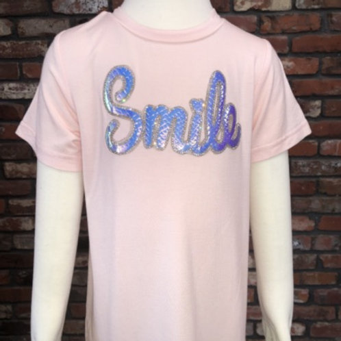 ML Kids - Bedazzled Smile Tee