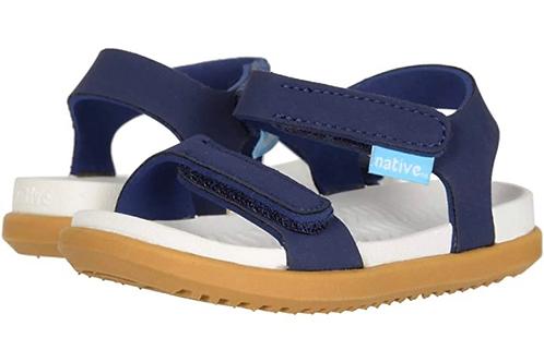 Native - Charley Regatta Blue Child Sandal