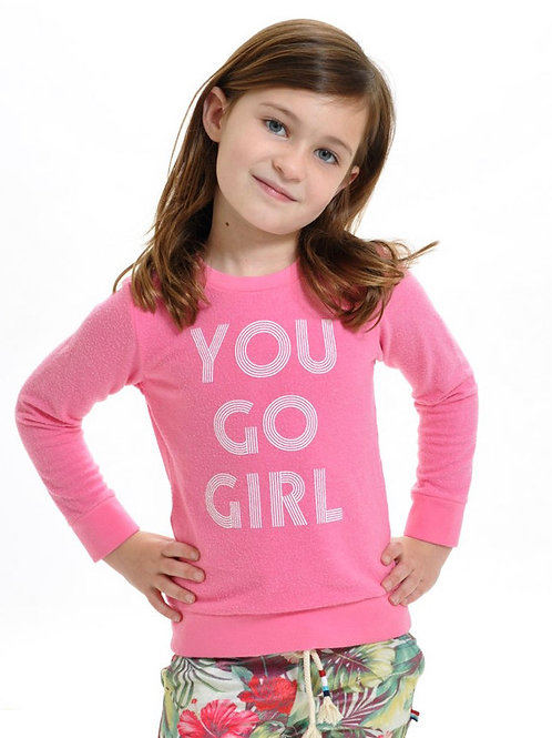Sol Angeles - You Go Girl Pullover