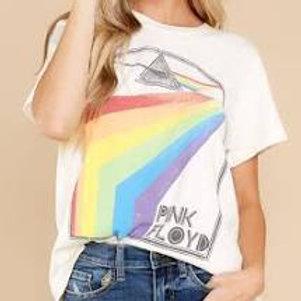 DayDreamer - Pink Floyd Prism Cream Tee
