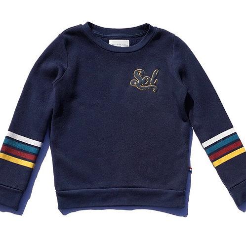 Sol Angeles - Varsity Pullover