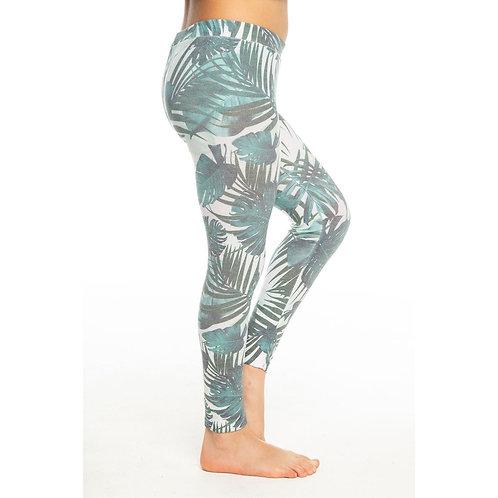 Chaser - Palm Print Leggings