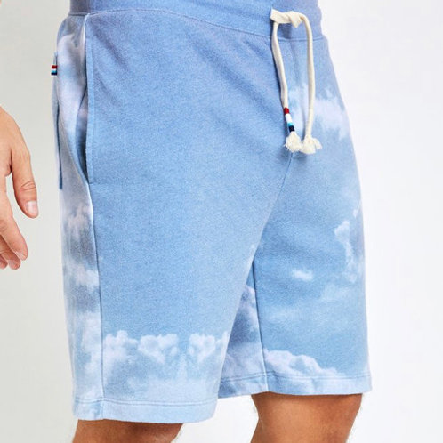 Sol Angeles - Blue Cloud Shorts