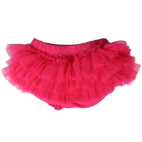 Ju Danzy - Hot Pink Diaper Cover