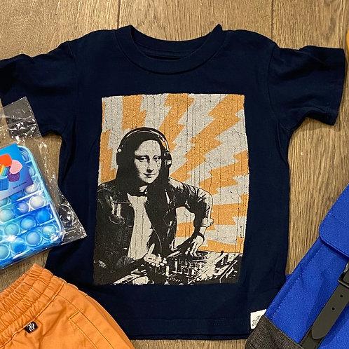 Kid Dangerous - Mona DJ T-Shirt