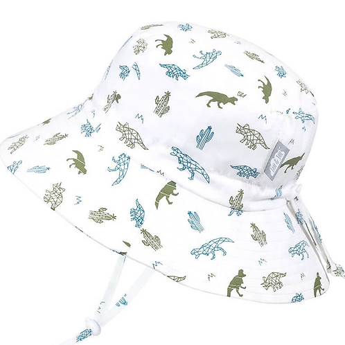 Jan & Jul - Dinosaur Bucket Hat