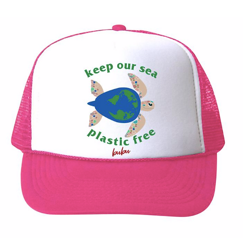 Bubu - Keep Our Sea Plastic Free