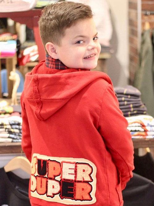 Wee Monster - Super Duper Zip Hoodie