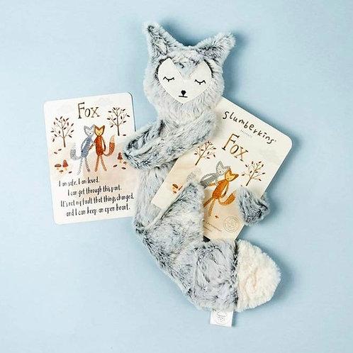 Slumberkins - Fox Snuggler Set