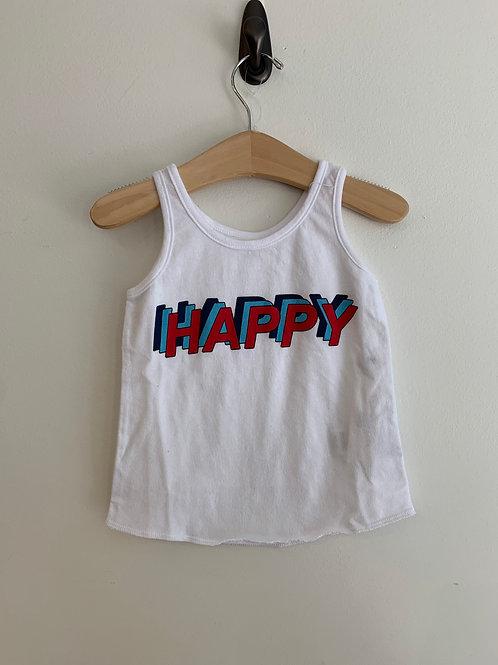 Sol Angeles - Happy White Tank