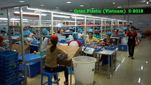 Vietnam toy manufacturing