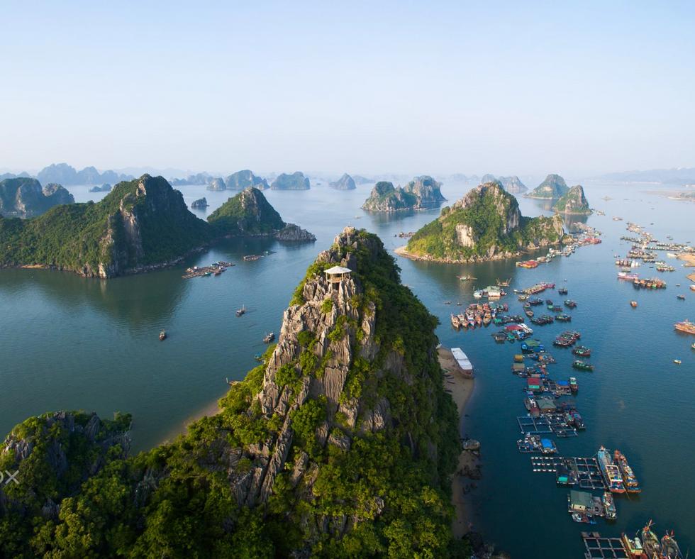Bahía de Halong (FOB Haiphong)