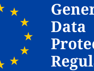 What does GDPR mean and how does it affect me?
