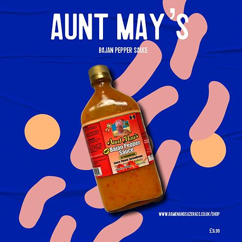 Aunt May's Bajan Pepper Sauce