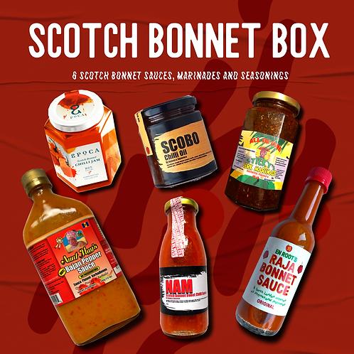 Scotch Bonnet Box