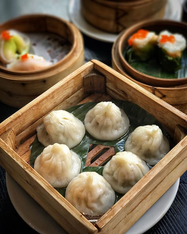 If only everyday was a dumpling day 🍘 n