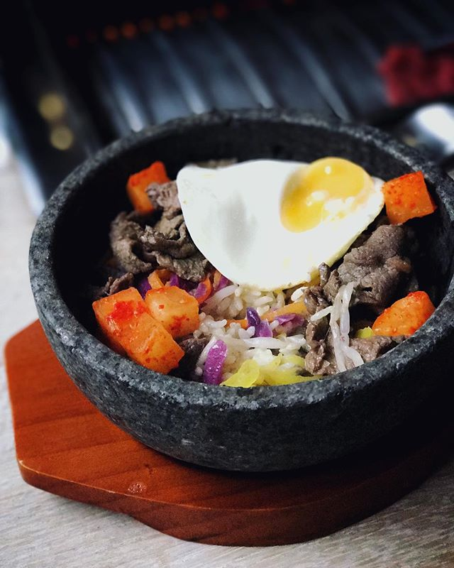 Bimbimbap!!! What's your favourite combo