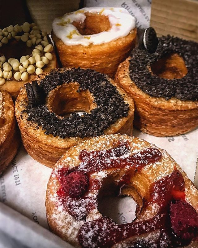 If you've never had a Cronut then I don'