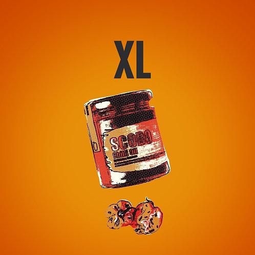 XL Scotch Bonnet 'Scobo' Chilli Oil 500ml