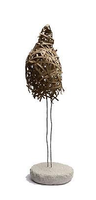 Papier, Paper-Art, art contemporain papier, création papier, artiste du papier, sculpture papier,  tissage tressage art contemporain